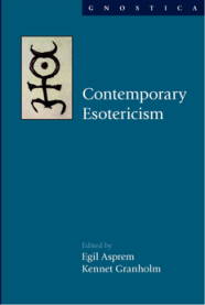 A blog review of Contemporary Esotericism