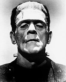 Frankenstein's monster, immortalized by Boris Karloff's performance