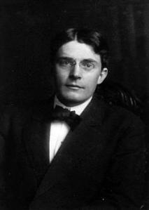 John Broadus Watson, founder of behaviourism (sort of).