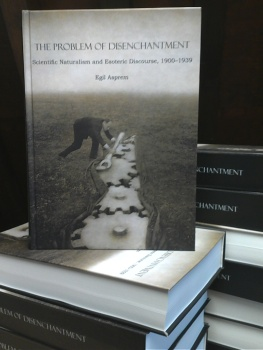 """The Problem of Disenchantment"" wins the first Gerardus van der Leeuw Award."