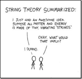 string-theory xlcd