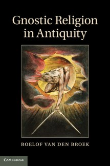 van den Broek Gnostic Religion cover