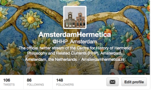 148 followers so far. Join in and continue the esoterica conversation!