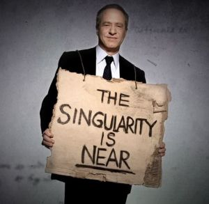 Singularity Is Near Kurzweil