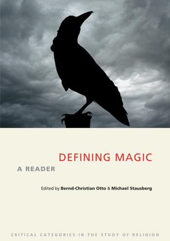 Defining Magic cover Stausberg Otto